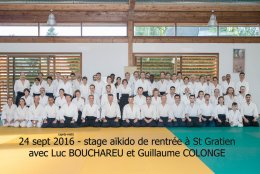 Photo de groupe du stage de rentrée {JPEG}